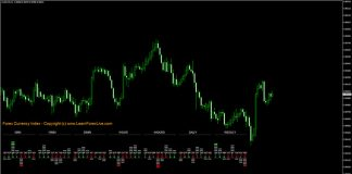 Forex Currency Index Indicator for MT4